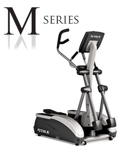 True Fitness XM30 Elliptical - Click Image to Close