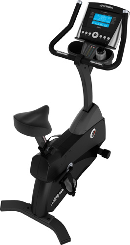 Life Fitness C3 Upright w/Basic Screen