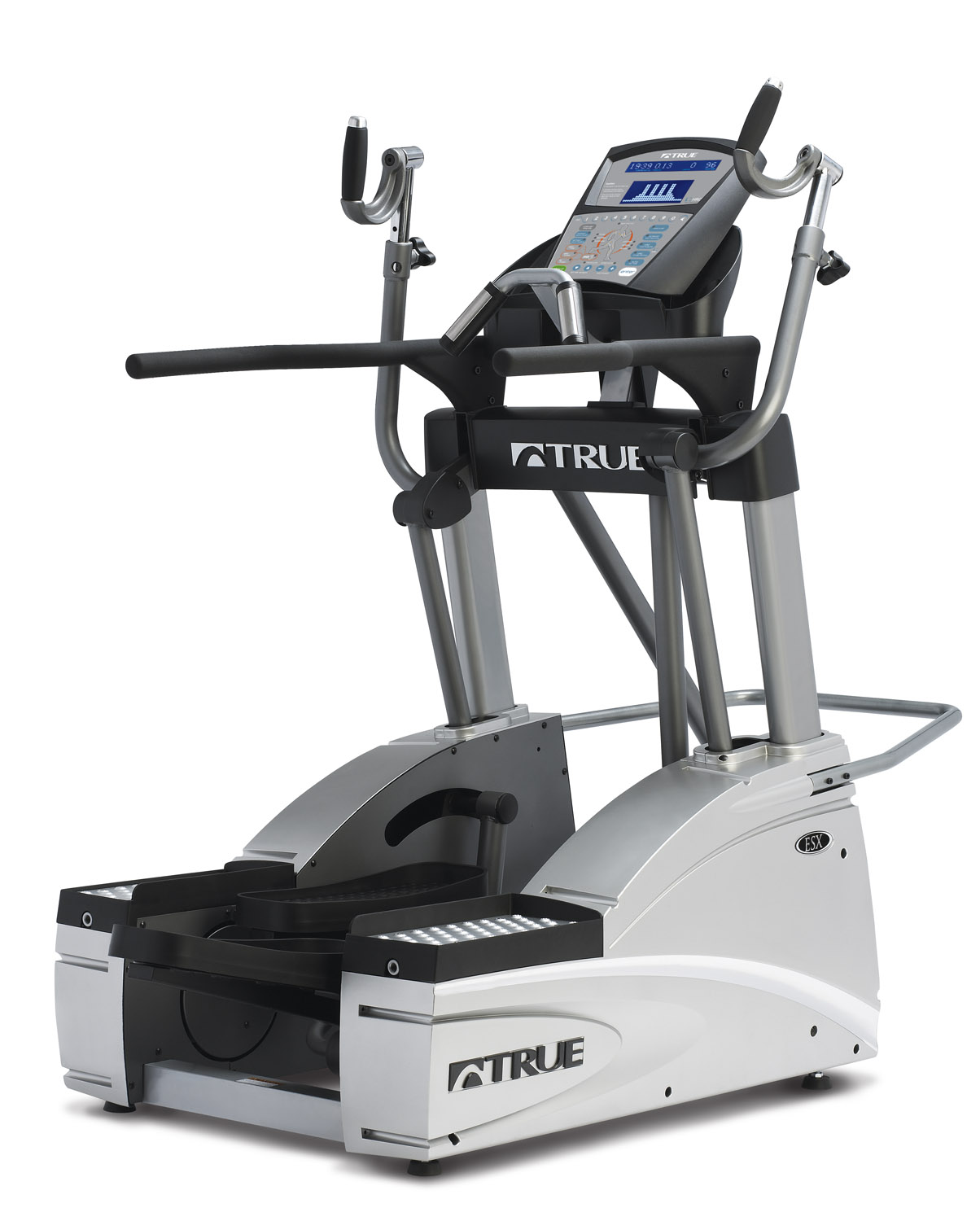 True Fitness ESX LCD Elliptical
