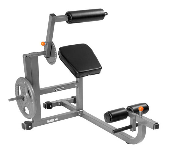 Keys Fitness Ab / Back Machine