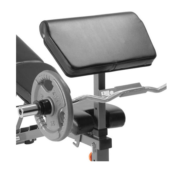 Keys Fitness Arm Curl Attachment