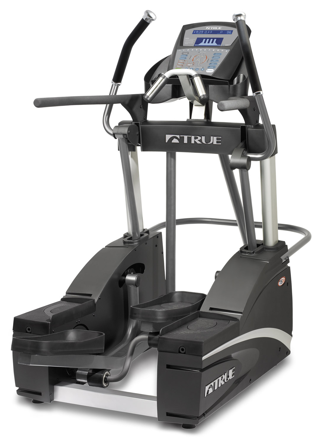 True Fitness TSXa Total-Body Elliptical LCD
