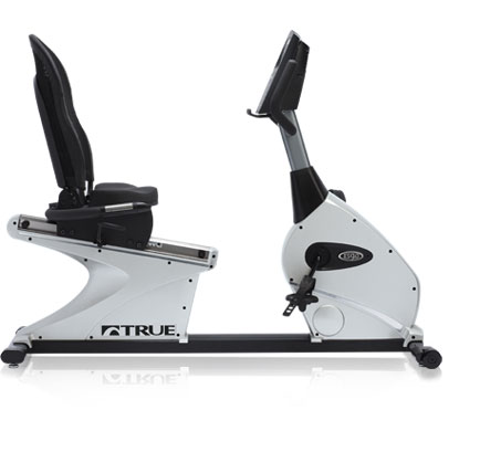 True Fitness ES9.0 Recumbent Bike